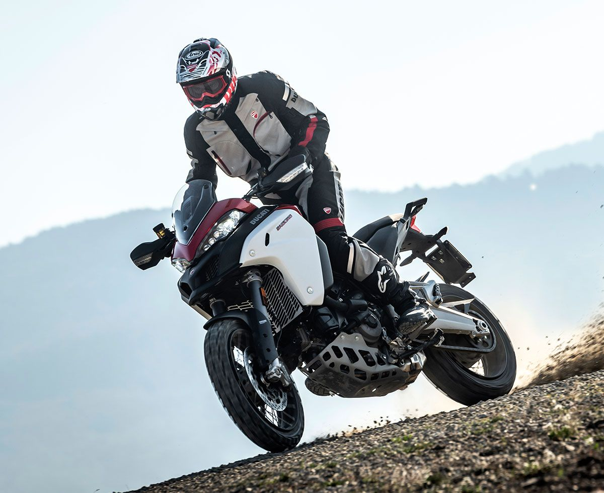 Multistrada Riding