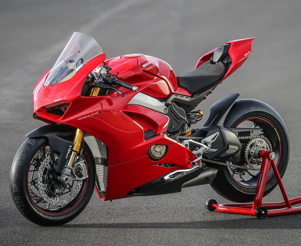 Panigale V4 S Static