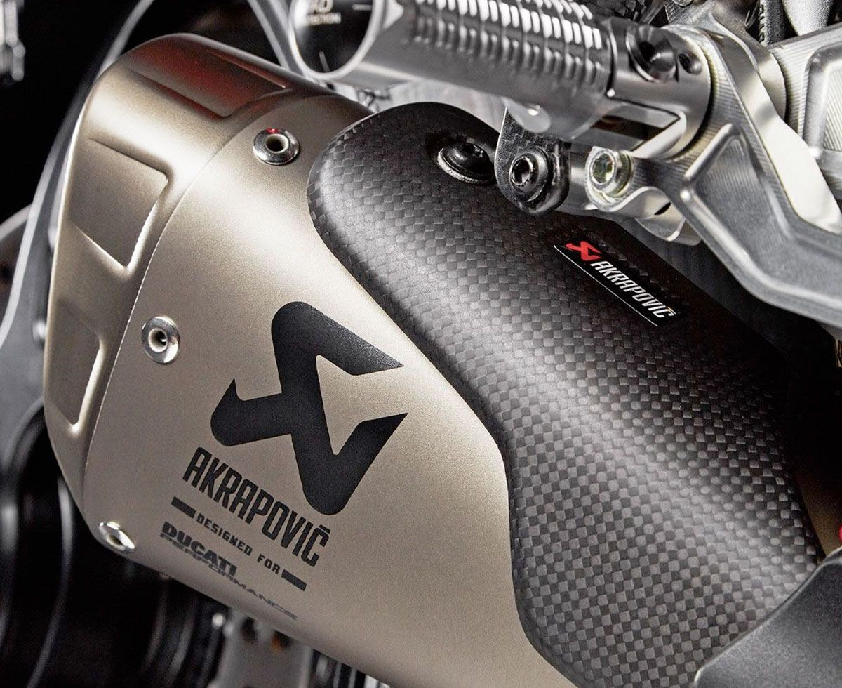 Panigale V4 S Exhaust